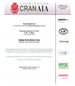 Invitation February 2013